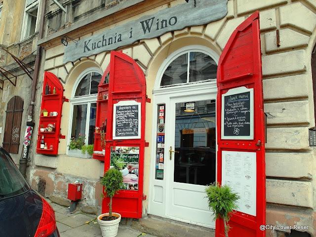 Att se i Krakow - Kazimierz