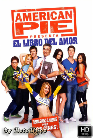 American Pie: El Libro del Amor [2009] [Latino] HD 1080P [Google Drive] GloboTV