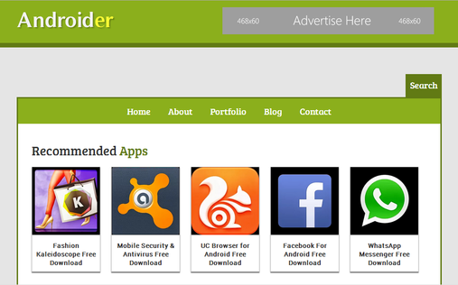 Free blogger templates download 2015 2014 professionalresponsive androider ads ready blogger template 2014 wajeb