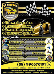 GS Auto Car - Estética Automotiva