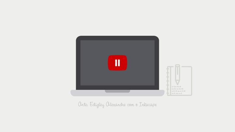 Dica 05) Sempre pause o vídeo antes da realização de qualquer cálculo