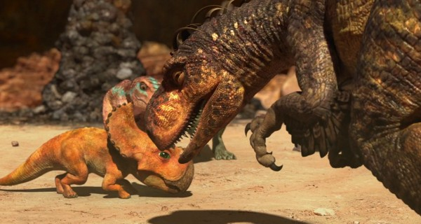 Dino King 3D: Journey to Fire Mountain (2019) HD 1080p y 720p Latino Dual