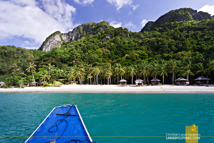 El Nido Island Hopping Tour A C Seven Commandos Beach