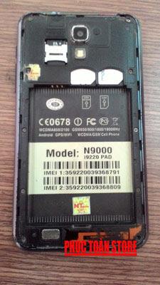 Rom stock N9000 I9220 Pad mt6575 alt