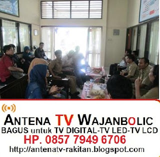 Jual ANTENA TV WAJANBOLIC  MATARAM NTB