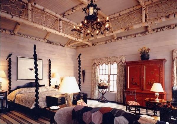 Chambre Rustique Moderne. Medium Size Of Deco Chambre Bois Clair ...