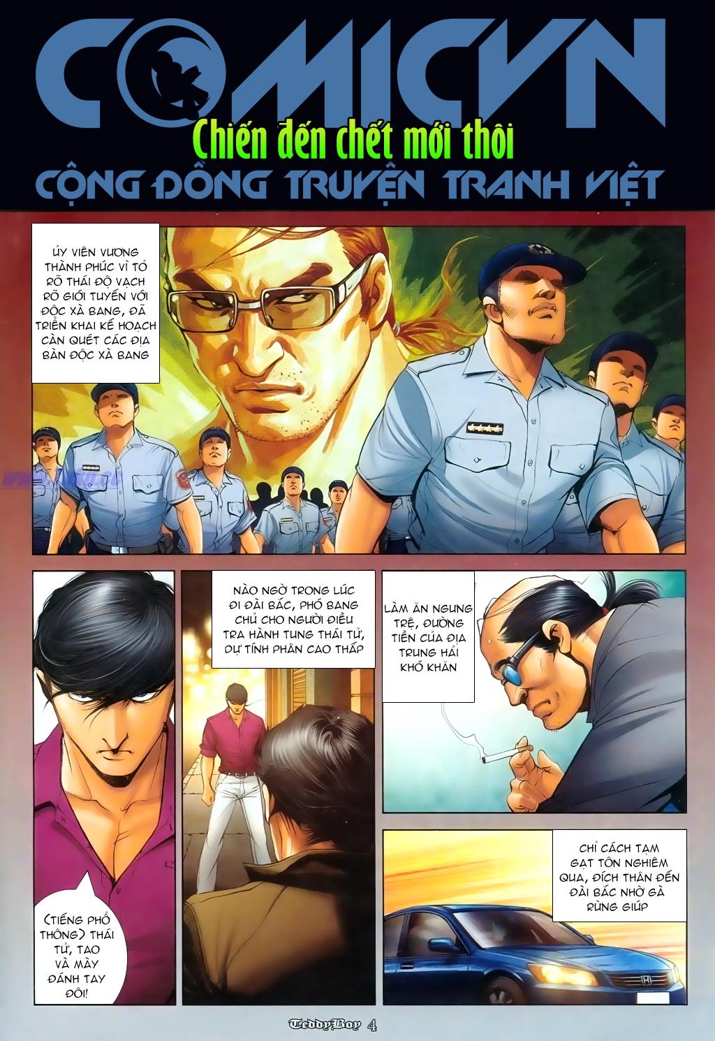 Người Trong Giang Hồ Chap 1092 - Truyen.Chap.VN