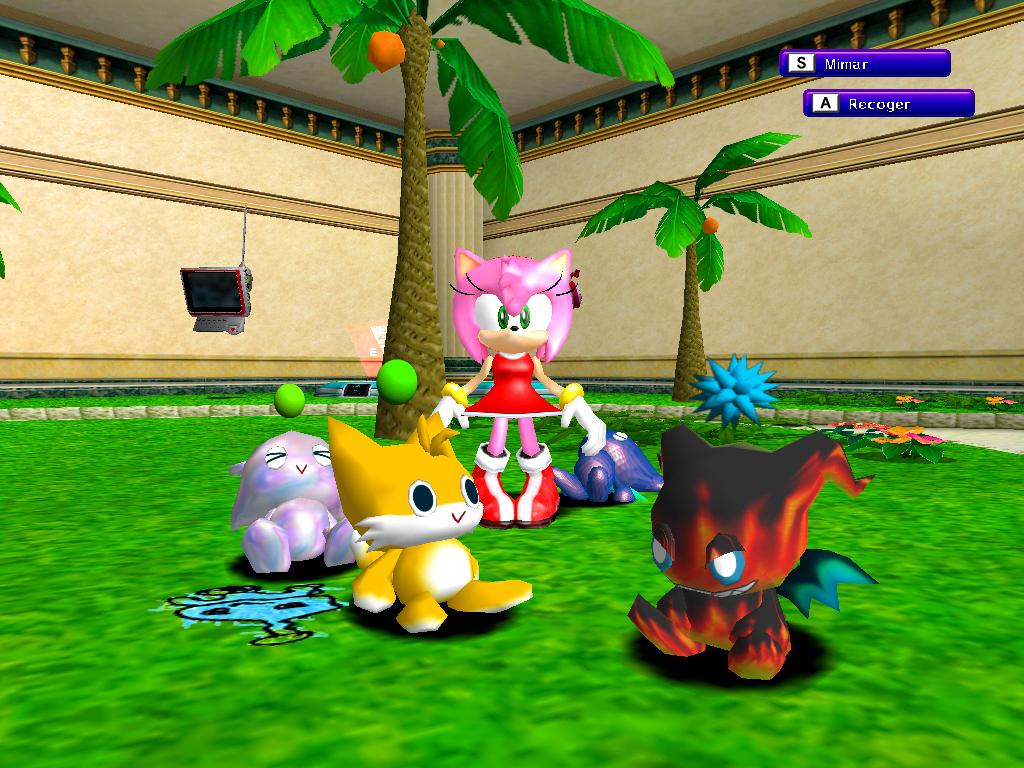 Neko Random A Look Into Video Games Chao