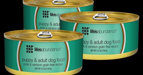 Life S Abundance Grain Free Dog Food