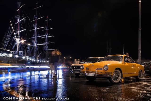 Fotografia motoryzacyjna - Trójmiasto Klasycznie Volkswagen Karman Ghia