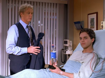 William Katt, uno de los incautos que se pasó por la consulta del Dr. House