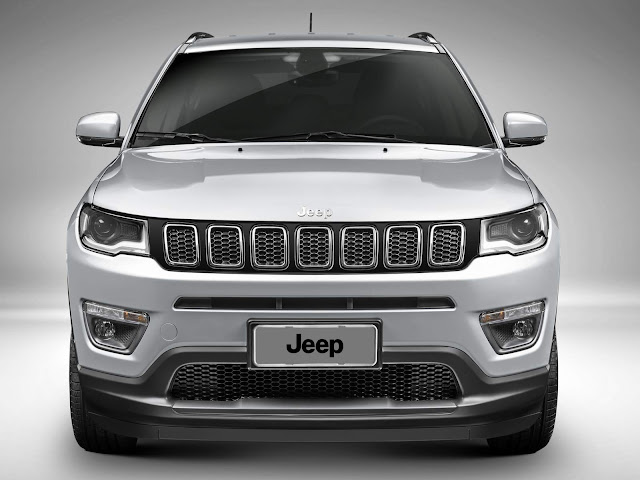 Jeep Compass Longitude Flex 2017