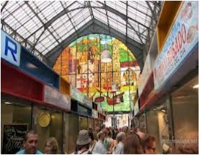 Food & Drink ~ Málaga´s food markets are a real experience for any foodie lover