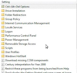 Saat kita akan mengakses Task manager Windows ternyata Task Manager Anda tidak sanggup diaks Cara Mengenable Taskmanager