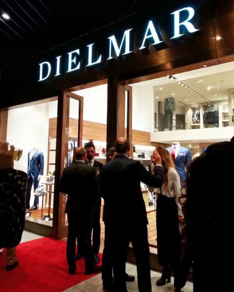 Trend me too, Dielmar, Amoreiras Shopping Center, Novo conceito, Loja