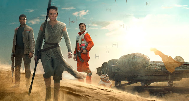 Star Wars: O Despertar da Força chega à US$2 bilhões em bilheteria mundial