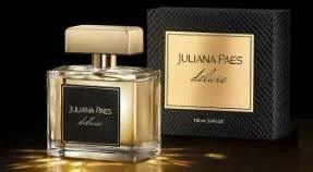 Cadastrar Promoção Jequiti Juliana Paes Deluxe - Concorra Novo Perfume Atriz