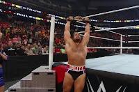 WWE - Rusev por fin pudo batir a Kalisto y toma de nuevo el título de Estados Unidos