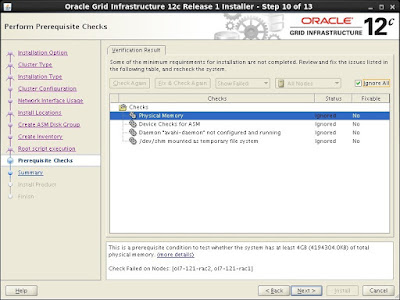 Oracle Database 12c, Oracle Linux, Linux 7, Oracle Database Tutorials and Materials