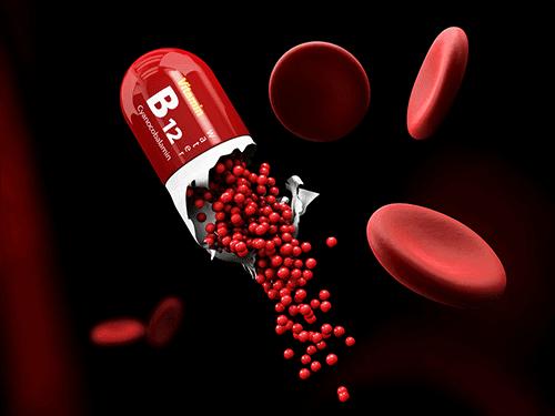 احمي نفسك الان من نقص الفيتامين B12