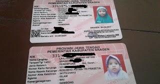 Cara membuat Kartu Identitas Anak (KIA) Online Kab Sragen ...