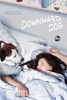 Downward Dog Series Poster