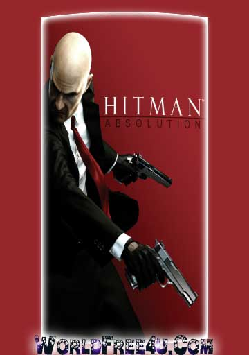 Cover Of Hitman Absolution Professional Edition Full Latest Version PC Game Free Download Mediafire Links At worldfree4u.com