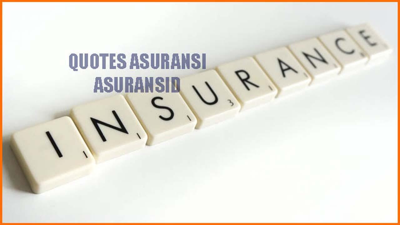 kata asuransi