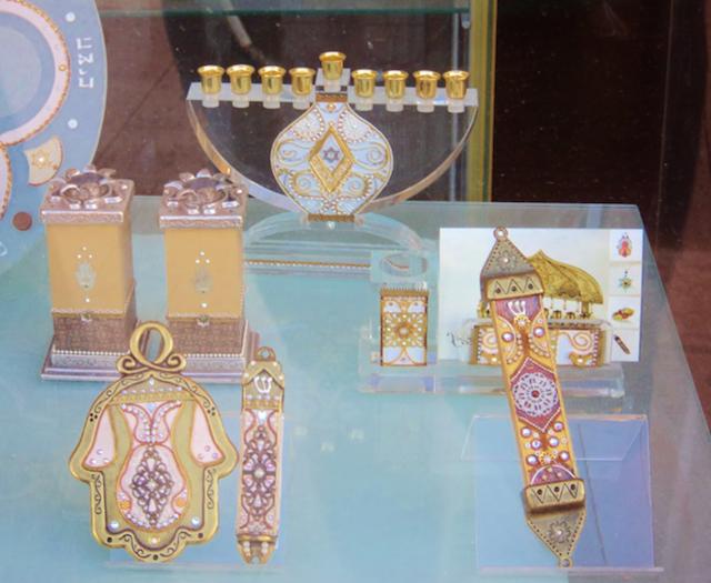 list of traditional jewish jewelry
