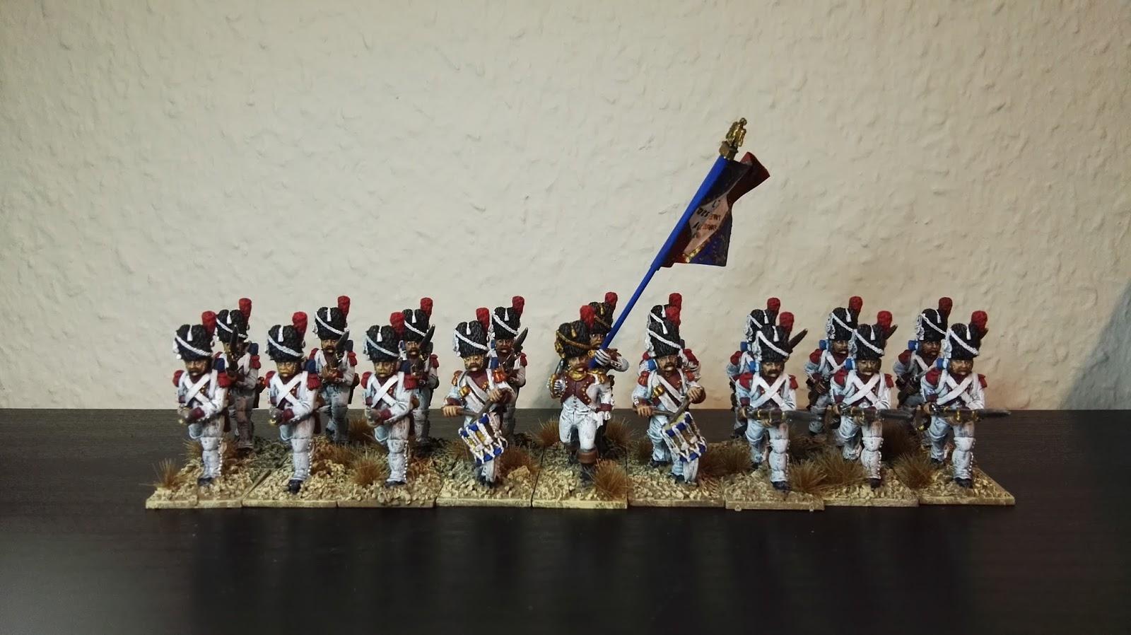 Grenadiers hollandais de la Garde impériale 3rd%2BDutch%2BGrenadier%2BRegiment%2B%25281%2529