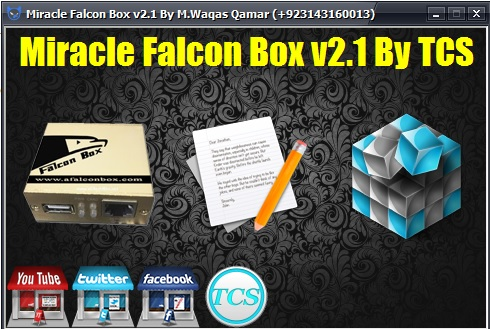 Miracle Falcon Box v2.1 With Keygen Free Download