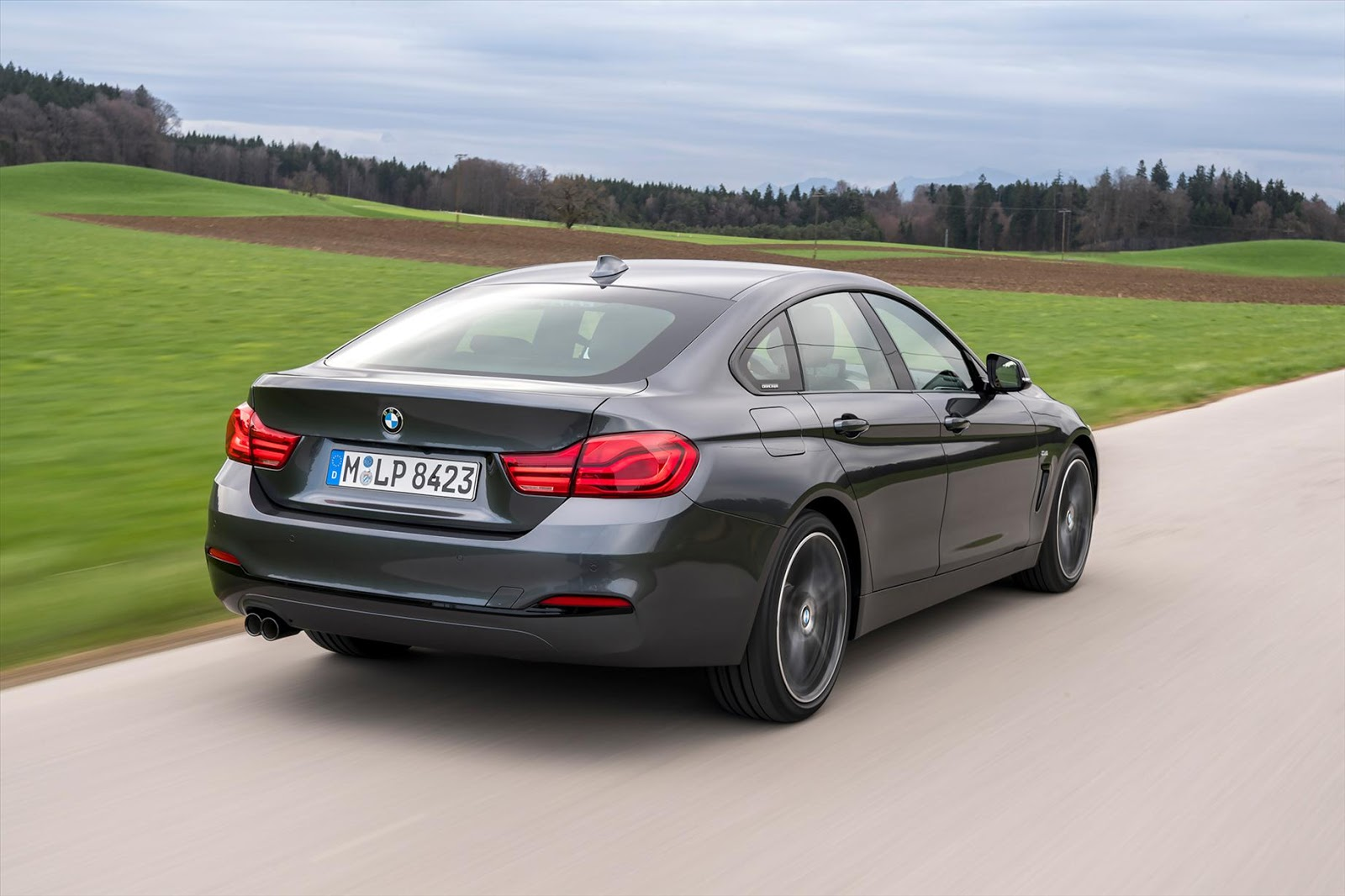 2018 bmw 4 series gran coupe review. Black Bedroom Furniture Sets. Home Design Ideas