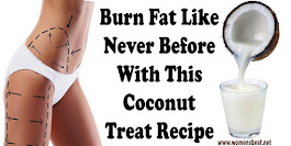 Burn Fat Like Never Before With This Coconut Treat Recipe