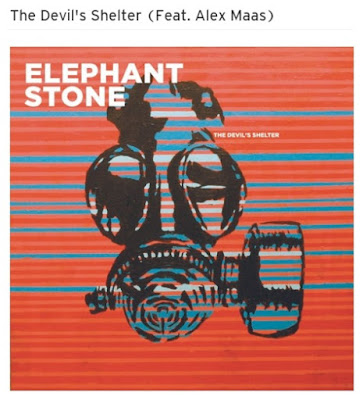 "Elephant Stone's NEW Track featuring Alex Maas - ""The Devil's Shelter"" and North American Tour"