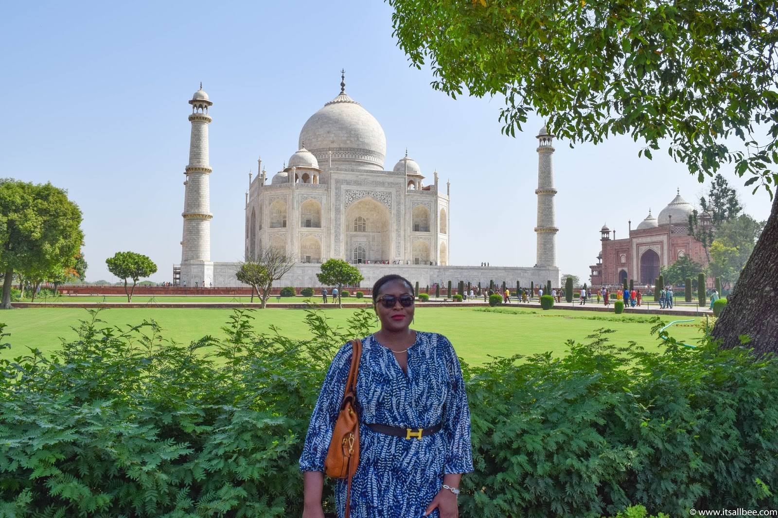 Taj Mahal In Photos | An Indian Love Story