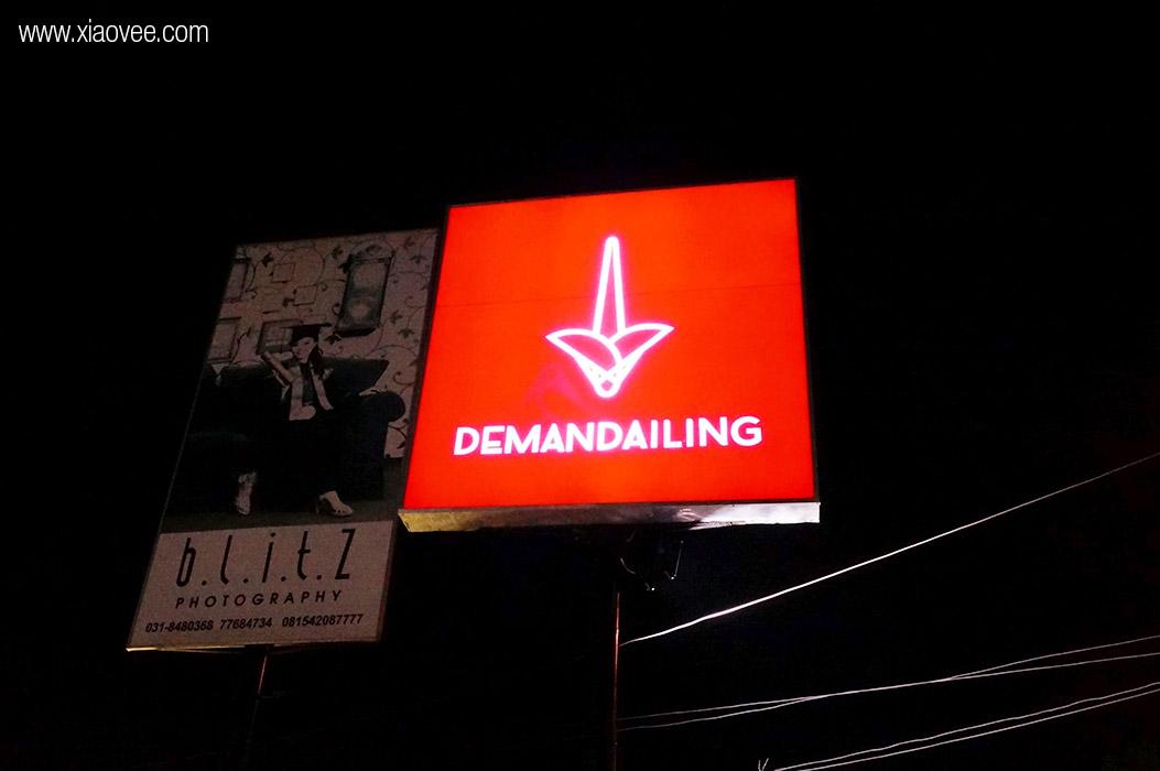 demandailing cafe review, demandailing jemursari review, demandailing surabaya