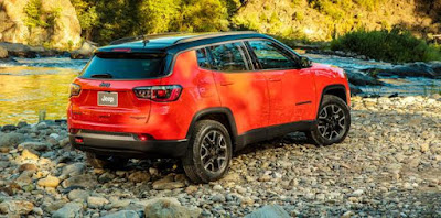 2018 Jeep Compass Release date, Specs, Price, Powertrain