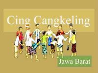 Lirik lagu Cing Cangkeling daerah Jawa Barat