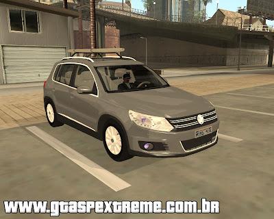 Volkswagen Tiguan 2012 para grand theft auto