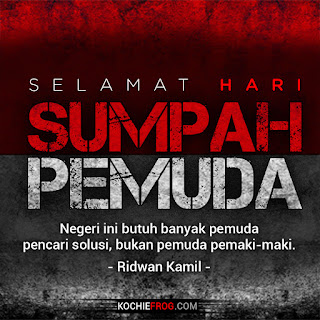 download gambar sumpah pemuda