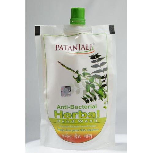 My Review Patanjali Anti Bacterial Herbal Hand Wash
