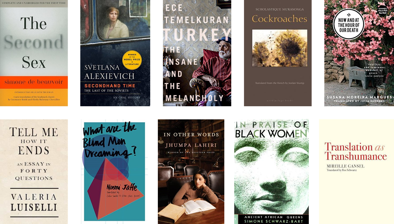 Biblibio Witmonth Day 7 10 Recommended Nonfiction Books