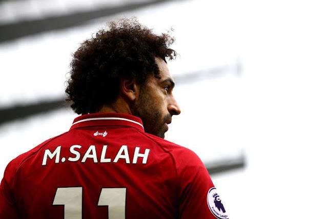 ليفربول يحدد ثمن بيع صلاح إلى ريال مدريد