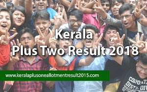 Kerala DHSE Plus two result 2018 to declared on May 10