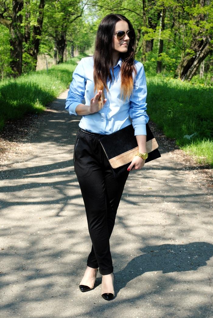 jak ubierać się do pracy