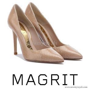 Queen Letizia wore MAGRIT MIla Pumps