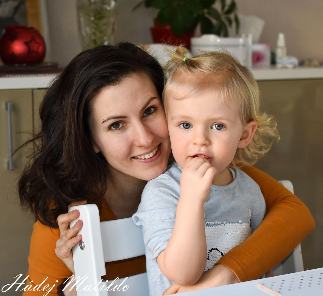 tři roky, máma a dcera, miminko, náročné dítě