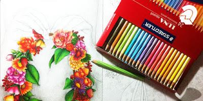 Cara Memegang Pensil Warna untuk Anak