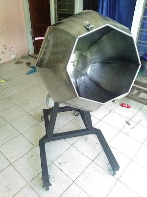 mesin aduk bumbu - molen makanan