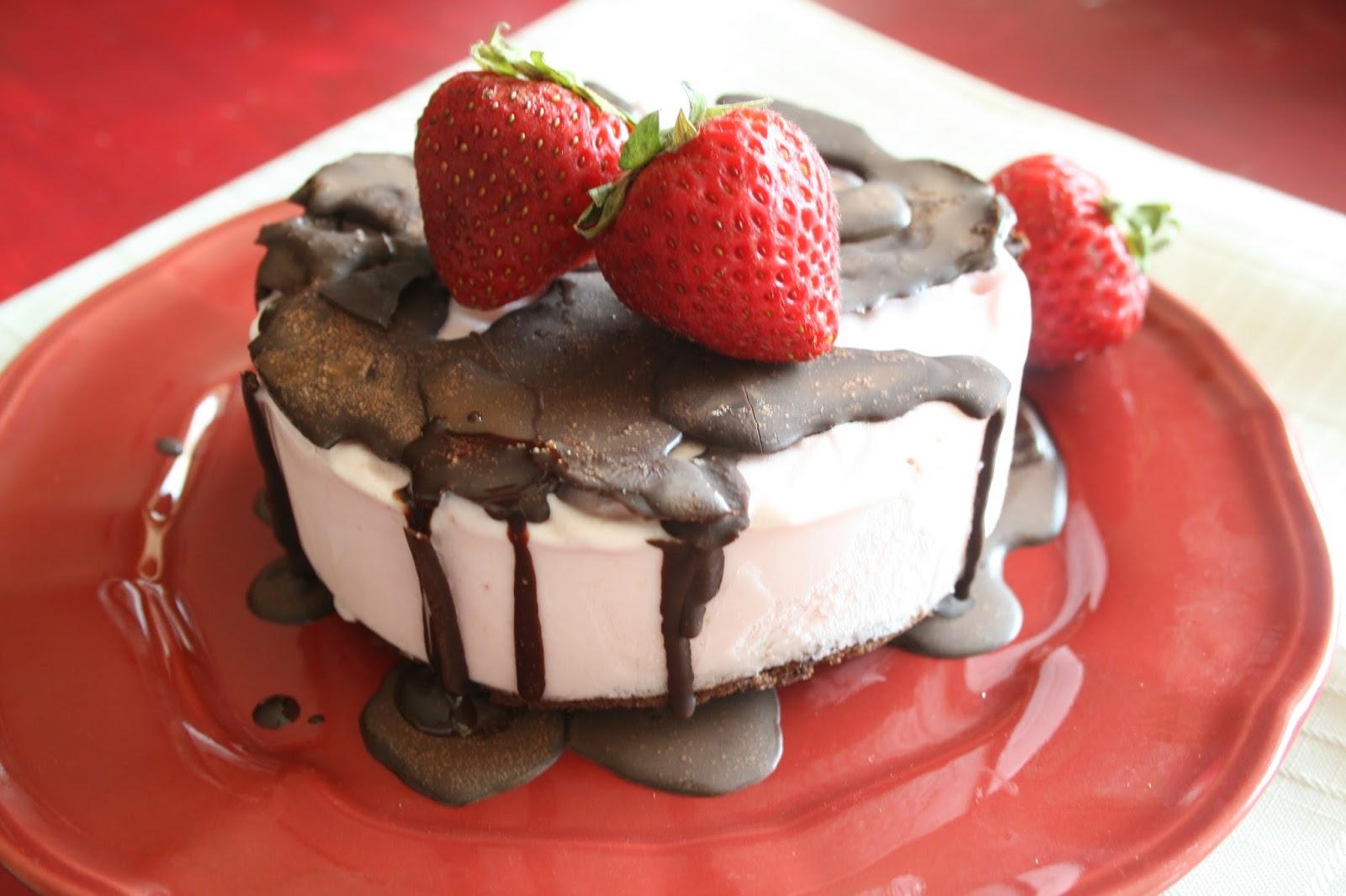 Ice Cream Cake Freezer Aj